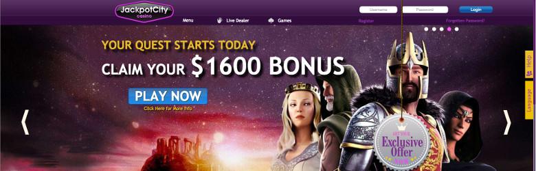 Online Casino Jackpot City Canada