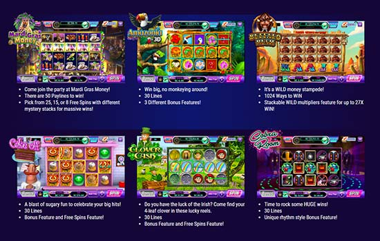 Luckyland Slots Review Welcome Bonus Cash Prizes More