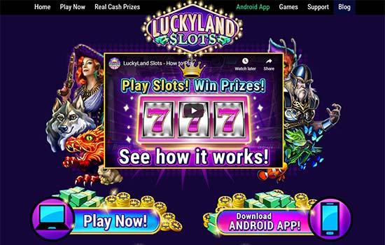 Luckyland Slots Promo