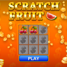 Scratch Obst