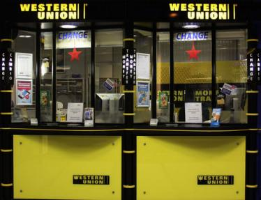 western union casinos