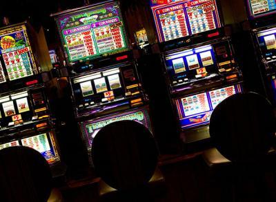 slots machines with bonus games