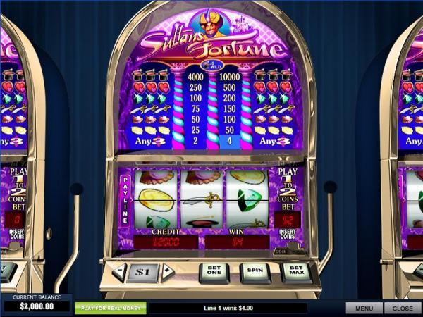 slots strategy machine