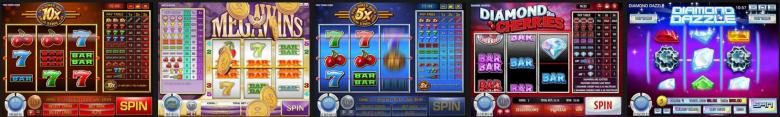 rival slots online