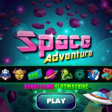 Space Adventure Slots