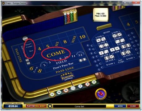 casino europa bet