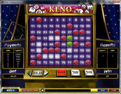 Keno Rules How To Play Keno Online Win At The Best Keno Casinos
