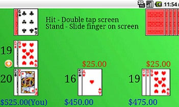 android casino apps blackjack